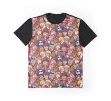The Straw Hat Crew Graphic T-Shirt