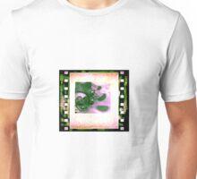 Film strip - The Green Mask Unisex T-Shirt