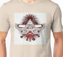PYRAMID FLYING MACHINE 1 Unisex T-Shirt