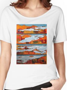 Kerry Coast, Ireland Women's Relaxed Fit T-Shirt