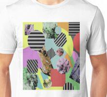 Geometric Chaos Unisex T-Shirt