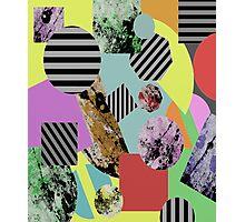 Geometric Chaos Photographic Print