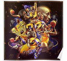 Kobe Overload Poster