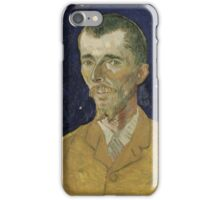 Vincent Van Gogh  - Eugene Boch, 1888 iPhone Case/Skin
