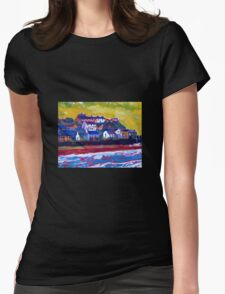 Youghal, Cork Womens Fitted T-Shirt