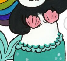 Panda of awesomeness Sticker