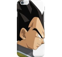 Vegeta Face iPhone Case/Skin