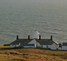 Anvil Point Lighthouse Sticker