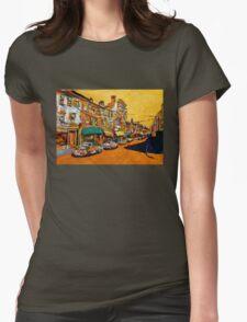 Bandon, Cork Womens Fitted T-Shirt