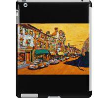 Bandon, Cork iPad Case/Skin