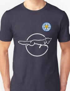LEICESTER CITY OLD & NEW LOGO TOGETHER T-Shirt