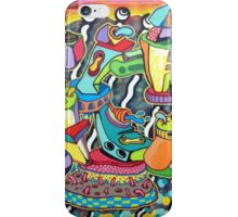 Graffiti Tags urban street art iPhone Case/Skin