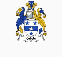 Knight Coat of Arms / Knight Family Crest Unisex T-Shirt