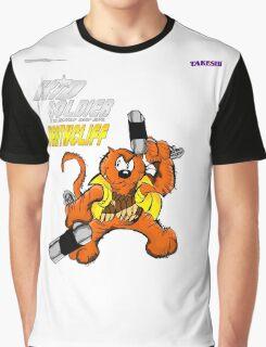 Heathcliff (Kid Soldier-2012) Graphic T-Shirt