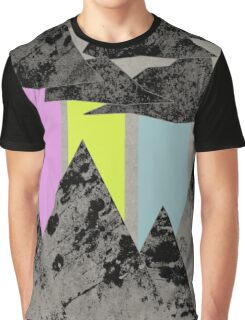 The Sky Cries Colour Graphic T-Shirt