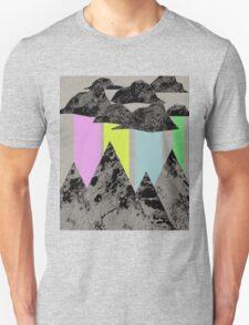 The Sky Cries Colour Unisex T-Shirt