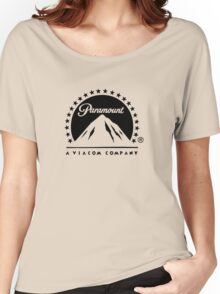 Paramount Pictures - Black Women's Relaxed Fit T-Shirt
