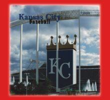 Kansas City Baseball Kids Tee