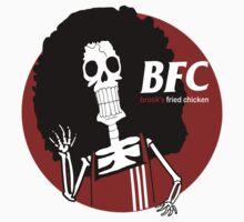 Brook's Fried Chicken One Piece - Short Sleeve