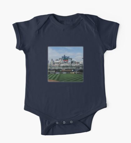 Seattle Home of Baseball Fever One Piece - Short Sleeve
