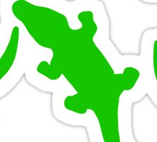 Crocodiles! Sticker
