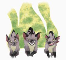 Hyenas Kids Tee