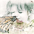 Butterfly Kisses by Susan Werby