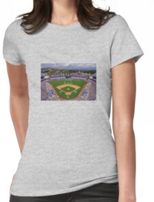 Opening Day Womens Fitted T-Shirt