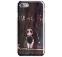 """Hole in my soul pt 1"" - The Shadows of Kira-CDR #17 iPhone Case/Skin"