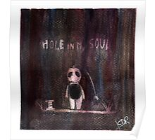 """""""Hole in my soul pt 1"""" - The Shadows of Kira-CDR #17 Poster"""