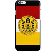 SAN DIEGO-2 iPhone Case/Skin