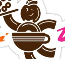 Dunkin Donuts Coffee - Old logo Sticker