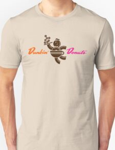 Dunkin Donuts Coffee - Old logo Unisex T-Shirt