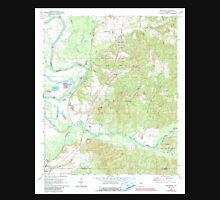 USGS TOPO Map Alabama AL Englewood 303762 1970 24000 T-Shirt