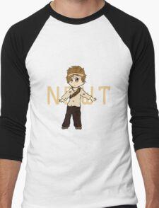 Chibi Newt - The Maze Runner Men's Baseball ¾ T-Shirt