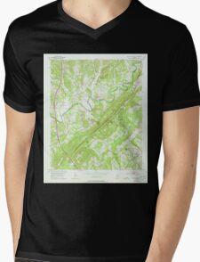 USGS TOPO Map Alabama AL Blount Springs 303279 1951 24000 T-Shirt