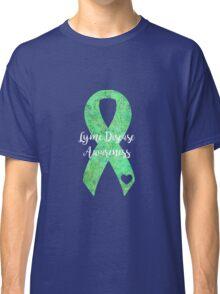 Lyme Mandala Ribbon Classic T-Shirt