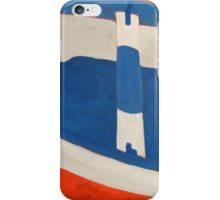 Coliemore Boats 3 - Dalkey iPhone Case/Skin