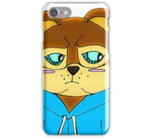 Cagey Coon iPhone Case/Skin