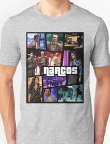 narcos gta poster T-Shirt