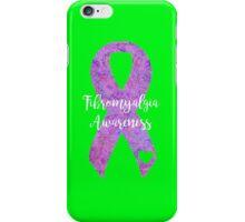 Fibro Mandala Ribbon iPhone Case/Skin