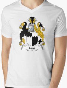 Lang Coat of Arms / Lang Family Crest T-Shirt