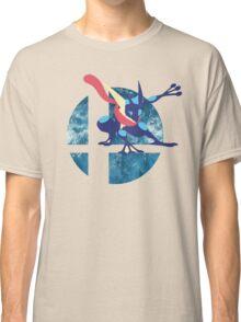 Super Smash Bros Greninja Classic T-Shirt