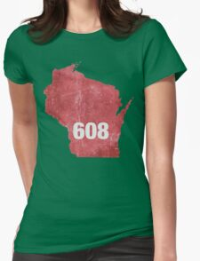 The 608 Womens Fitted T-Shirt