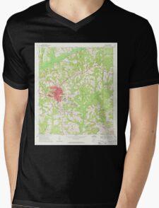 USGS TOPO Map Alabama AL Troy 305246 1968 24000 T-Shirt