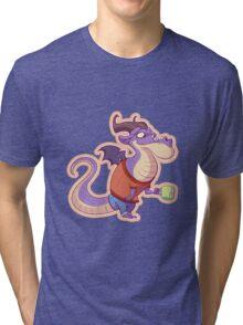 Dragon Tea Tri-blend T-Shirt