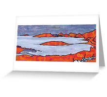 Nairin Portnoo, Donegal Greeting Card