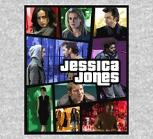 jessica jones gta poster Unisex T-Shirt