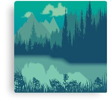My Nature Collection No. 22 Canvas Print