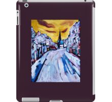Irish Townscape iPad Case/Skin
